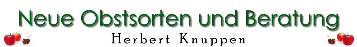 Herbert Knuppen – Neue Obstsorten und Beratung